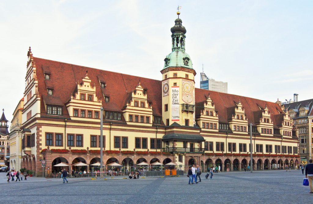 Markt & Altes Rathaus