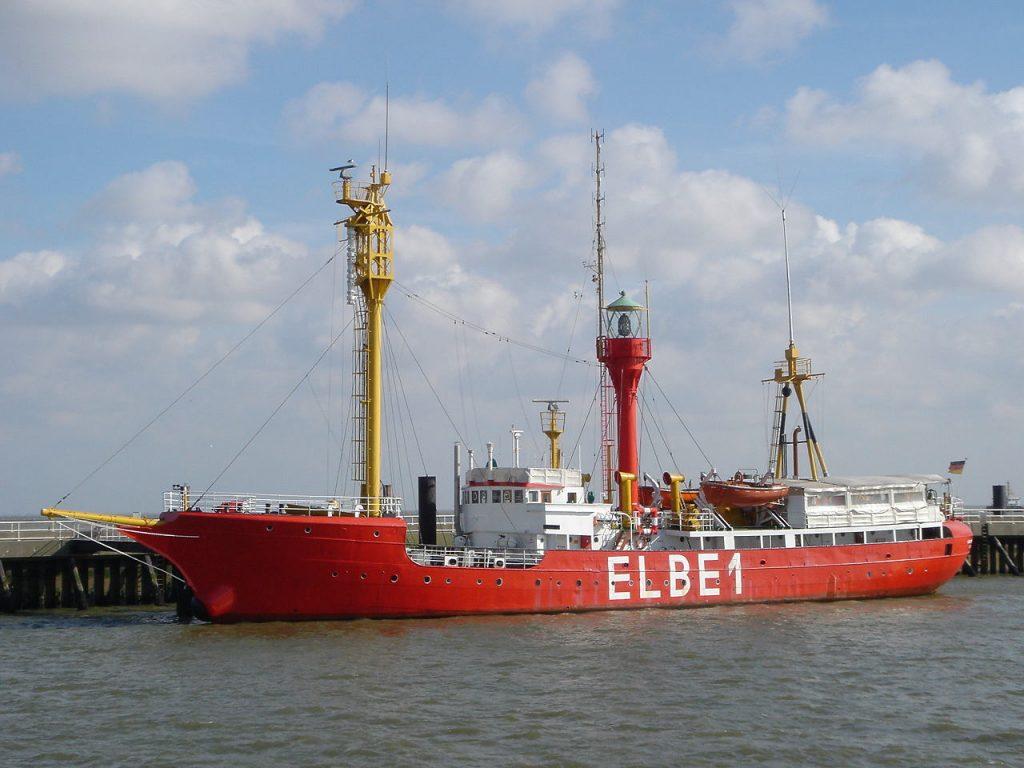 Feuerschiff-Elbe