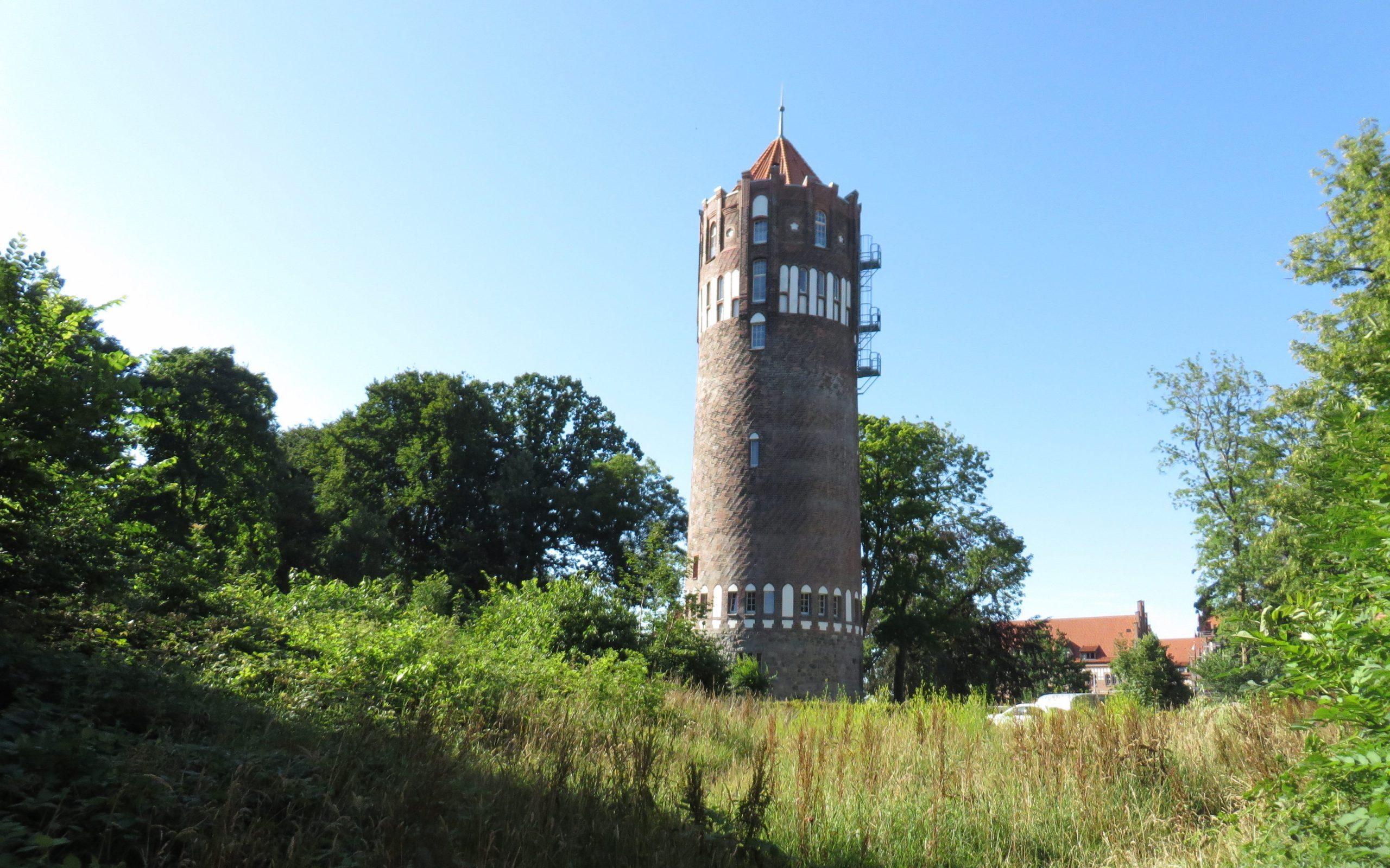 Wasserturm Mürwik