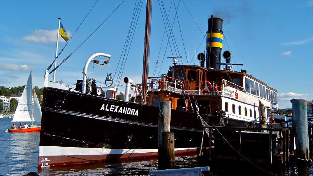 Salondampfer Alexandra