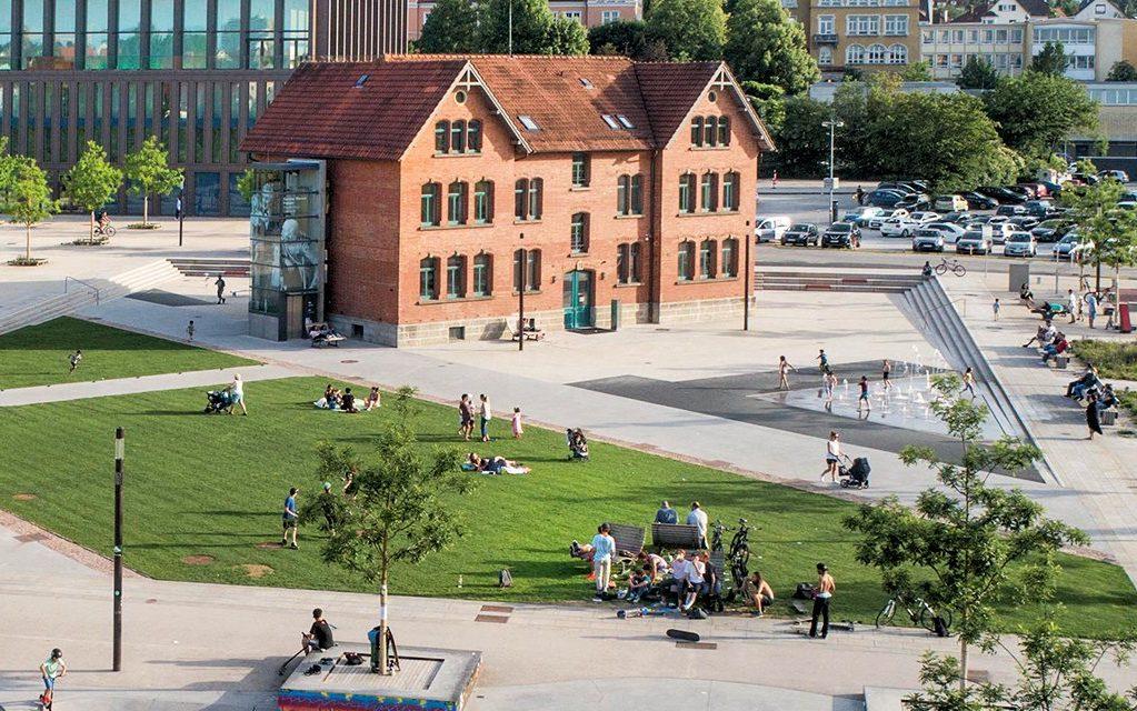 Bürgerpark Reutlingen