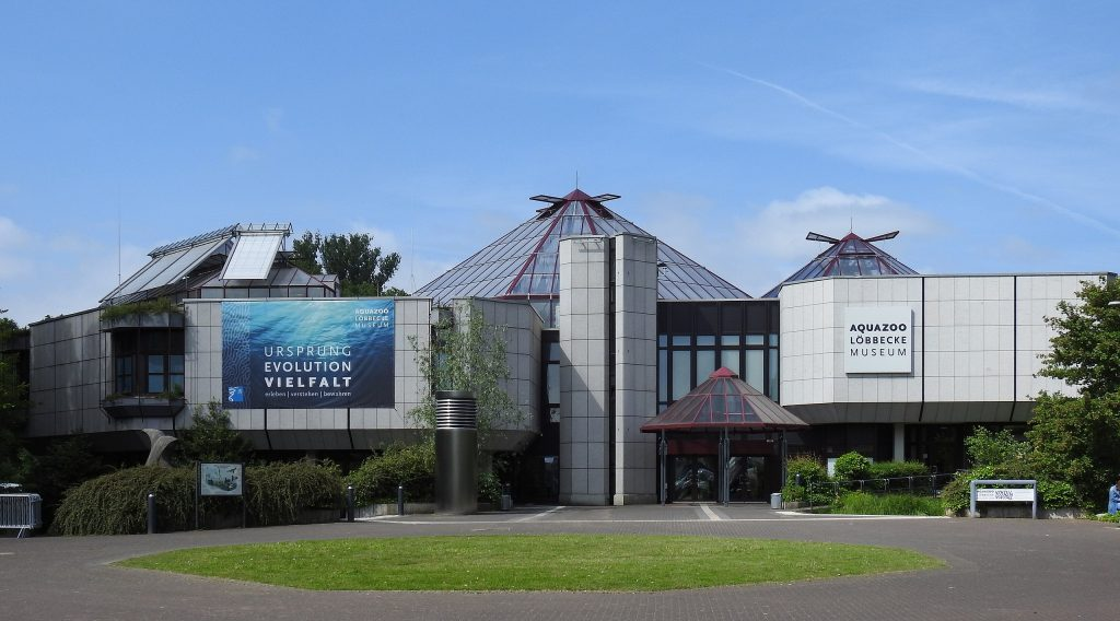 Aquazoo Löbbecke Museum