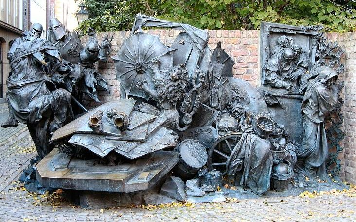Stadterhebungs Monument
