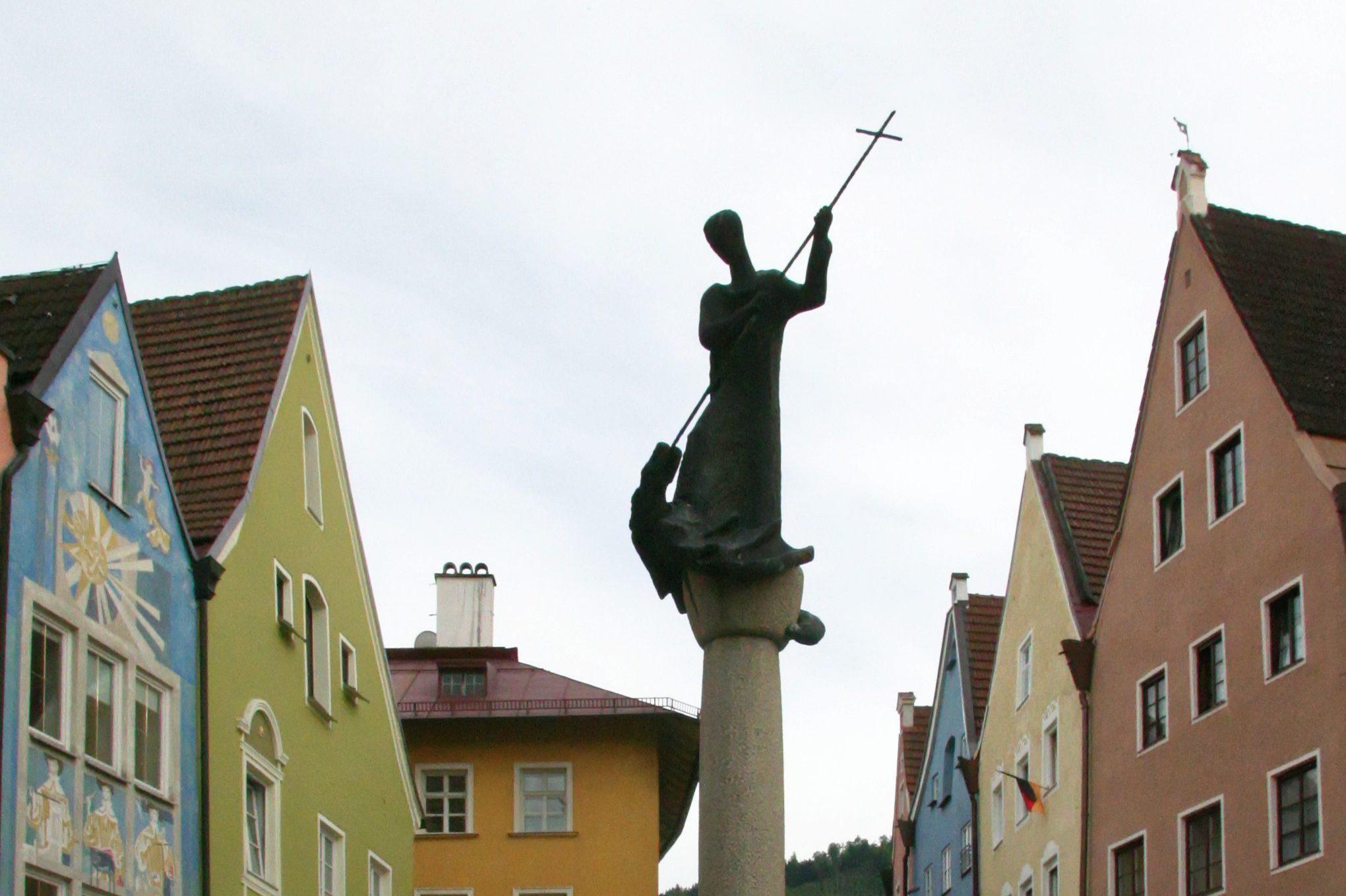 Stadtbrunnen Füssen