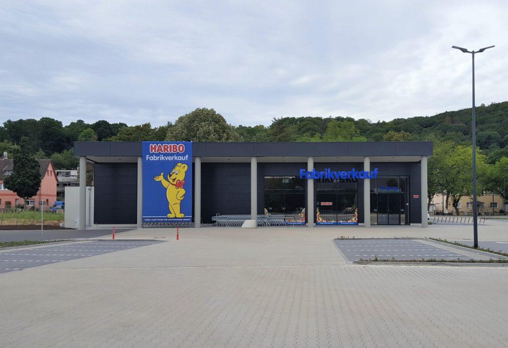 Haribo Fabrikverkauf