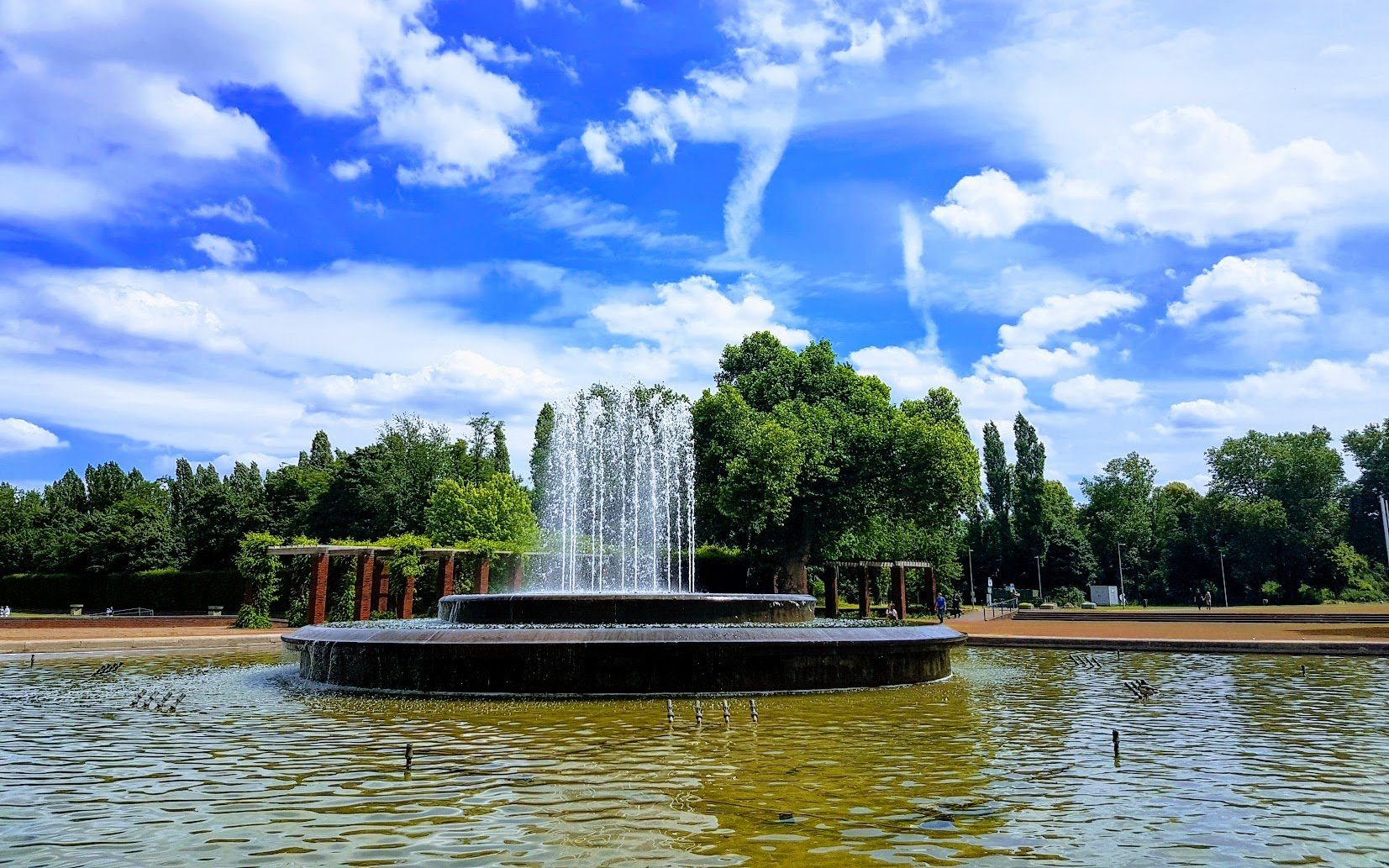 Nordpark Düsseldorf