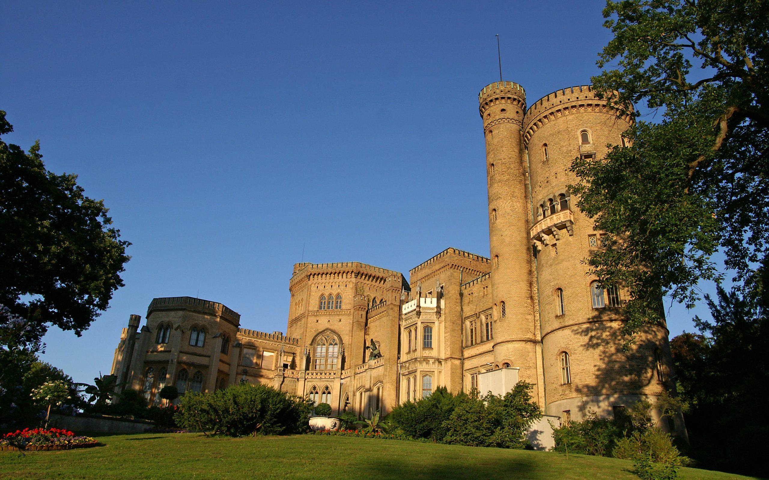 Babelsberg Castle and Park