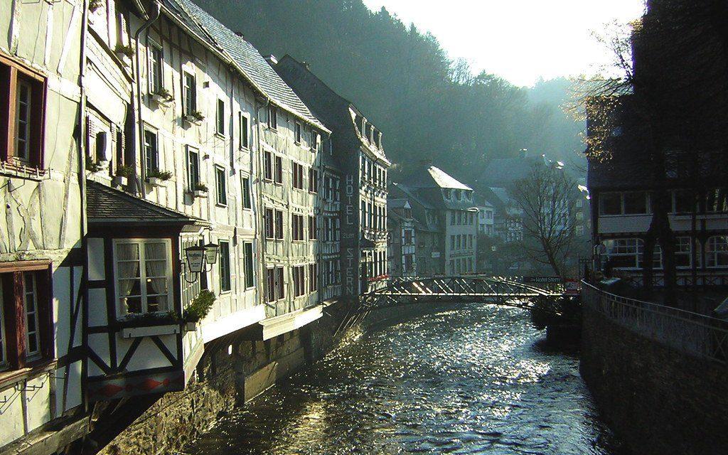 Monschau old town