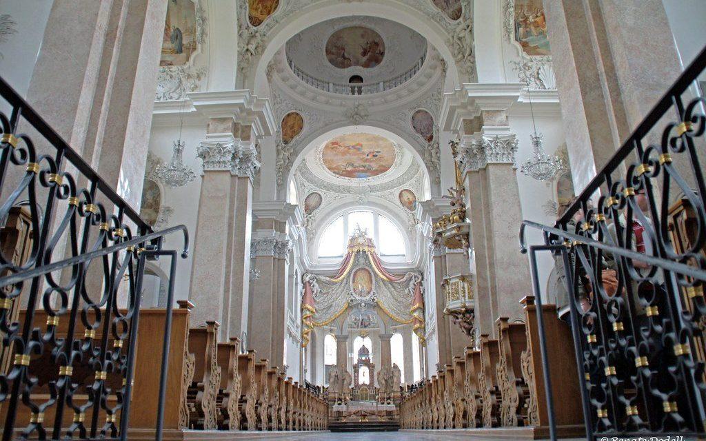 Benedictine Monastery of St. Mang