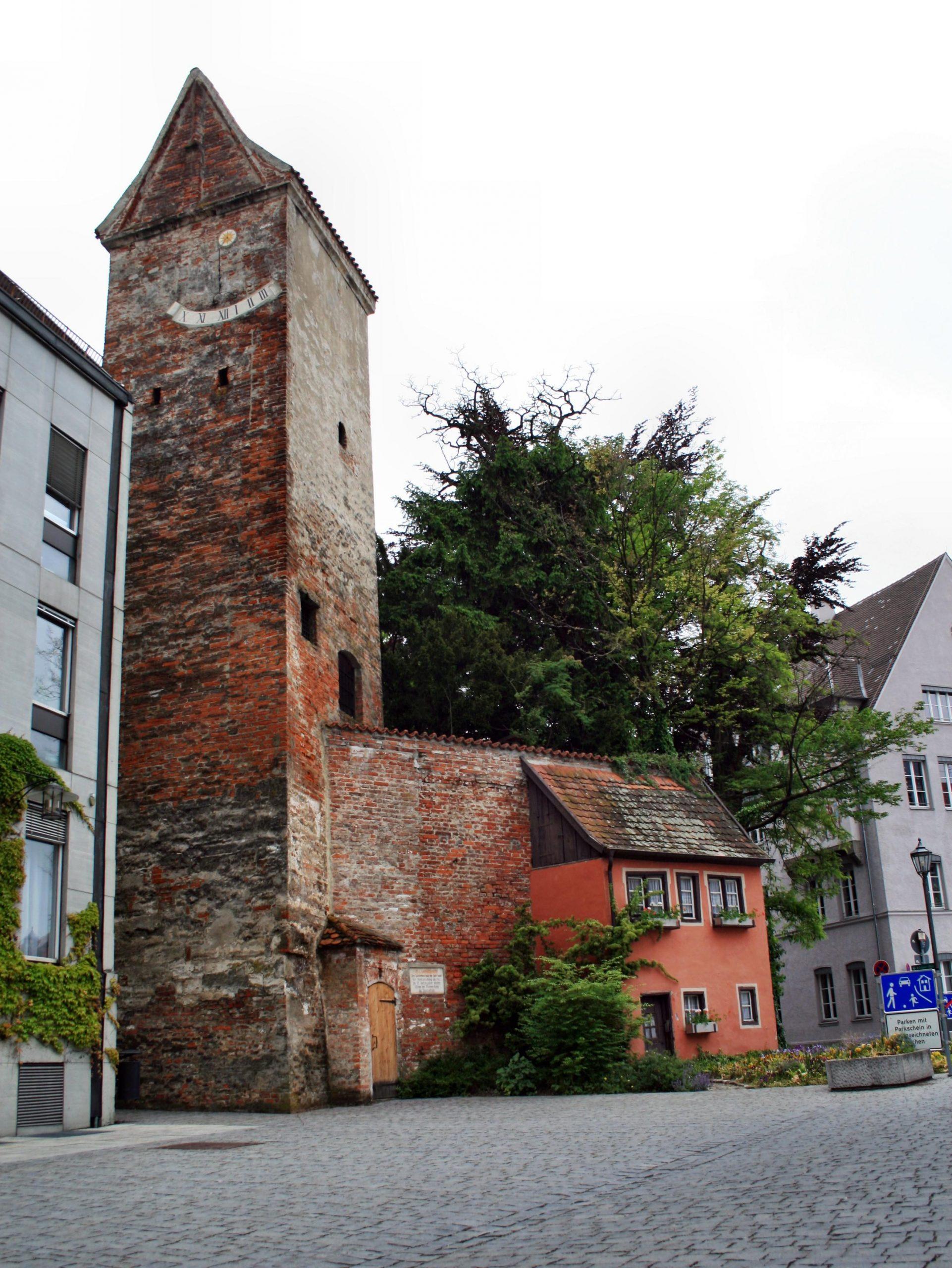 Hexenturm Memmingen