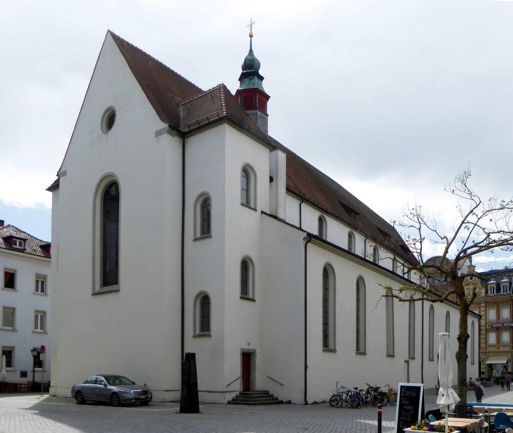 Dreifaltigkeitskirche Konstanz