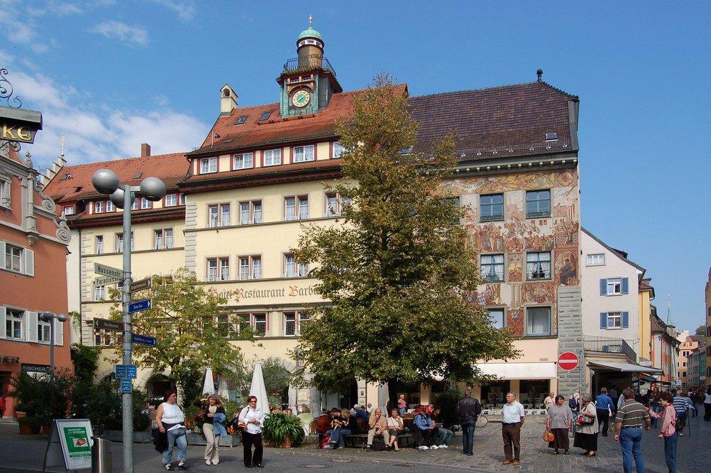 Konstanzer Obermarkt