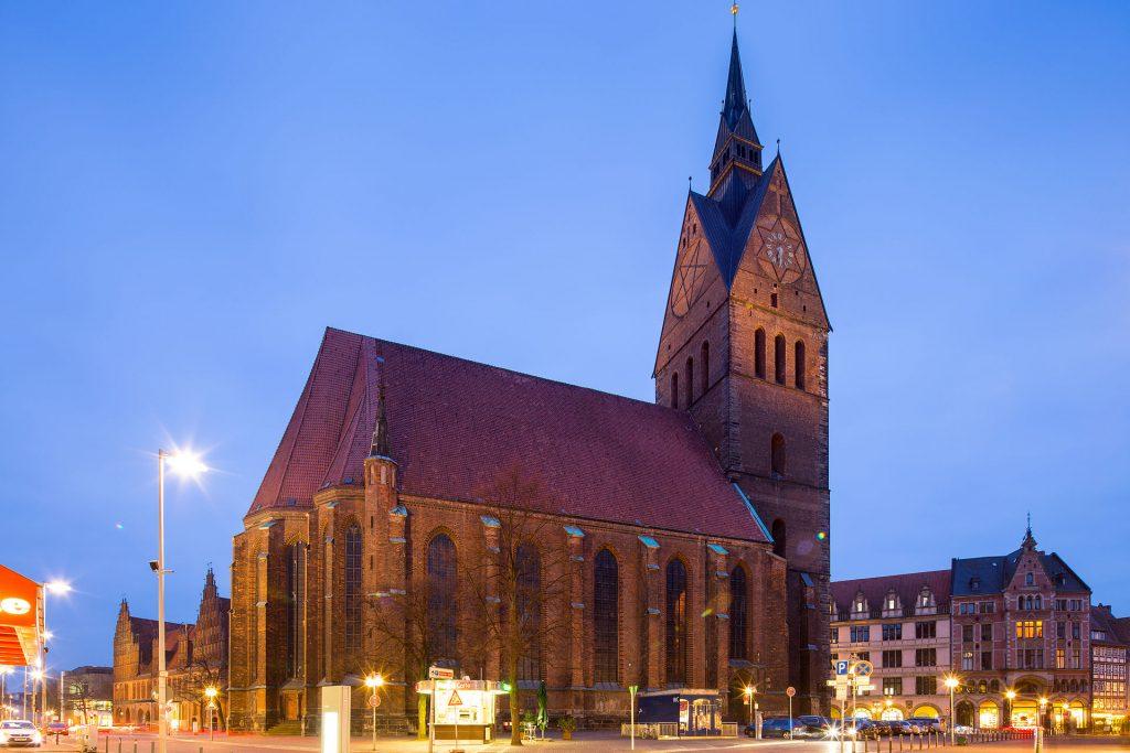 Markt Kirche