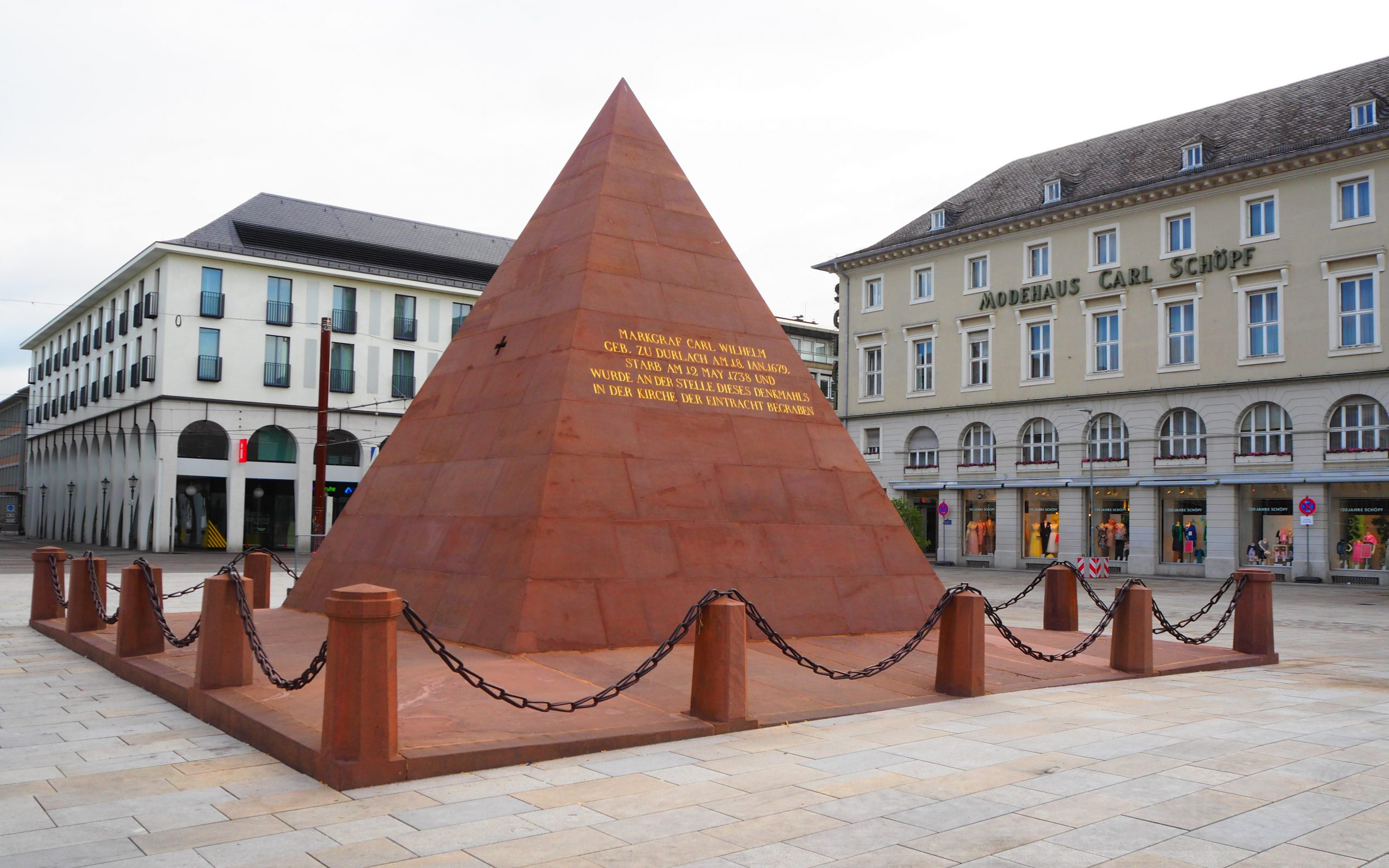 Karlsruhe Pyramid