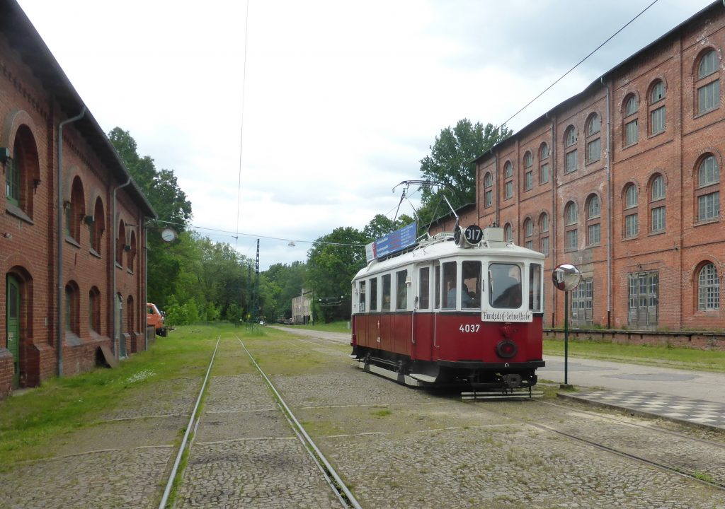 Hannoversches Straßenbahn-Museum