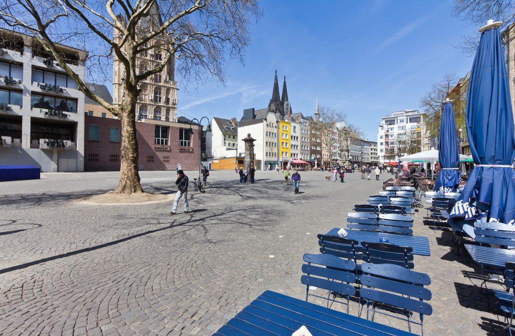 Köln Old Market