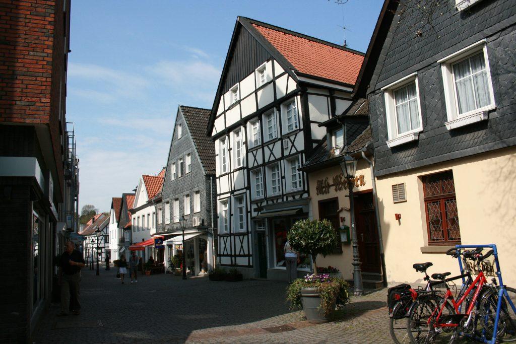 Old Town Werden