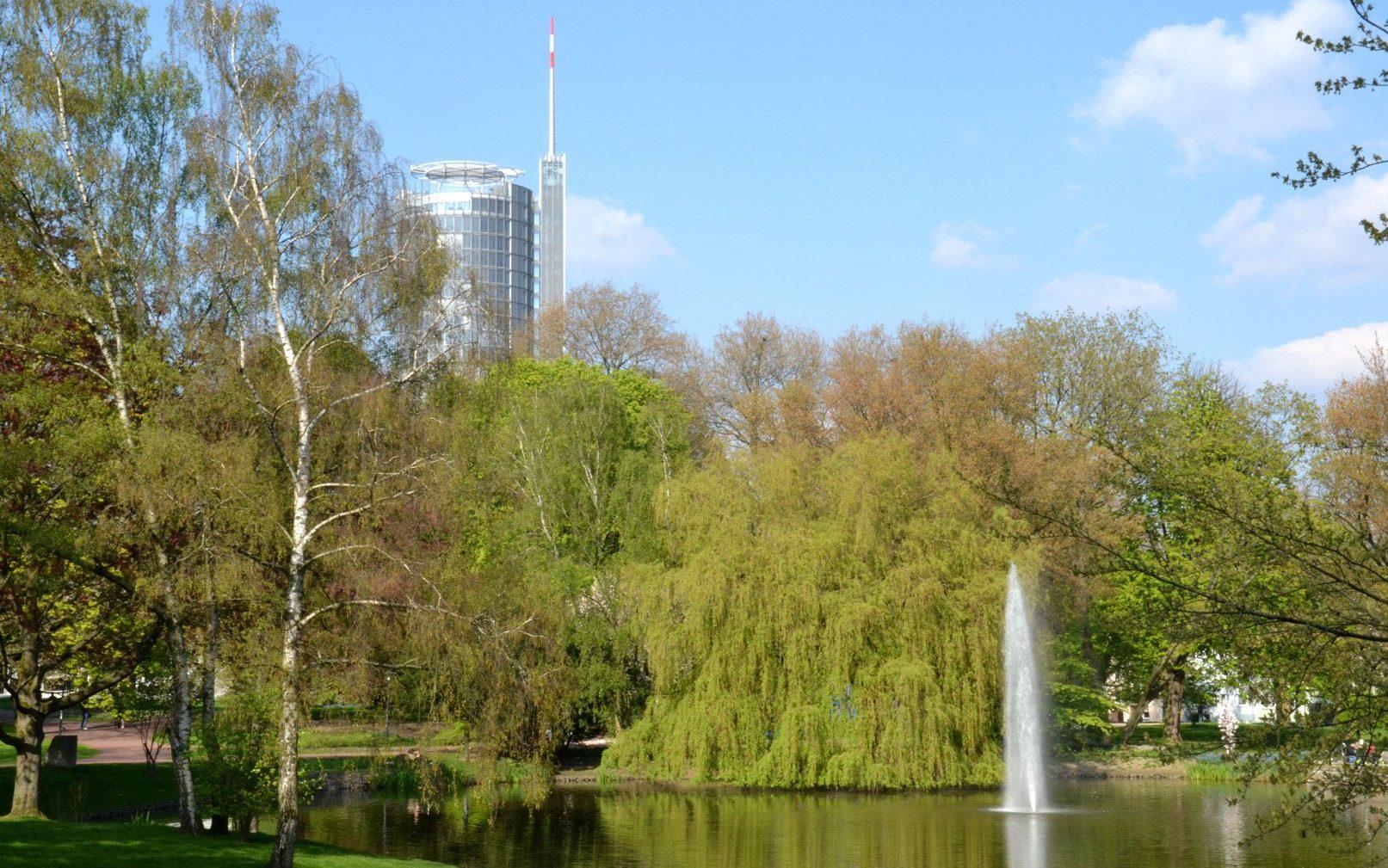Stadtgarten Essen