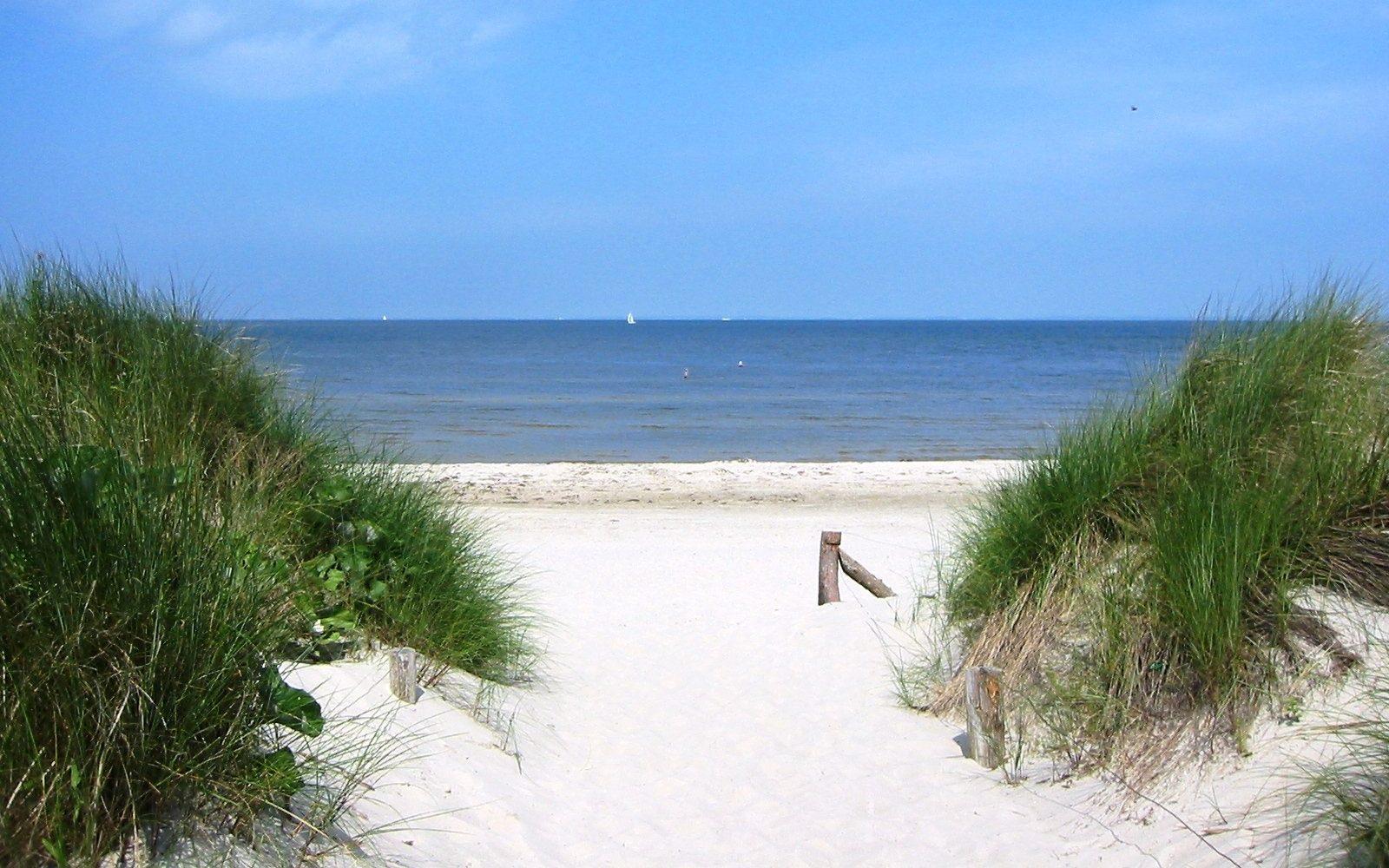 Lubmin  beach