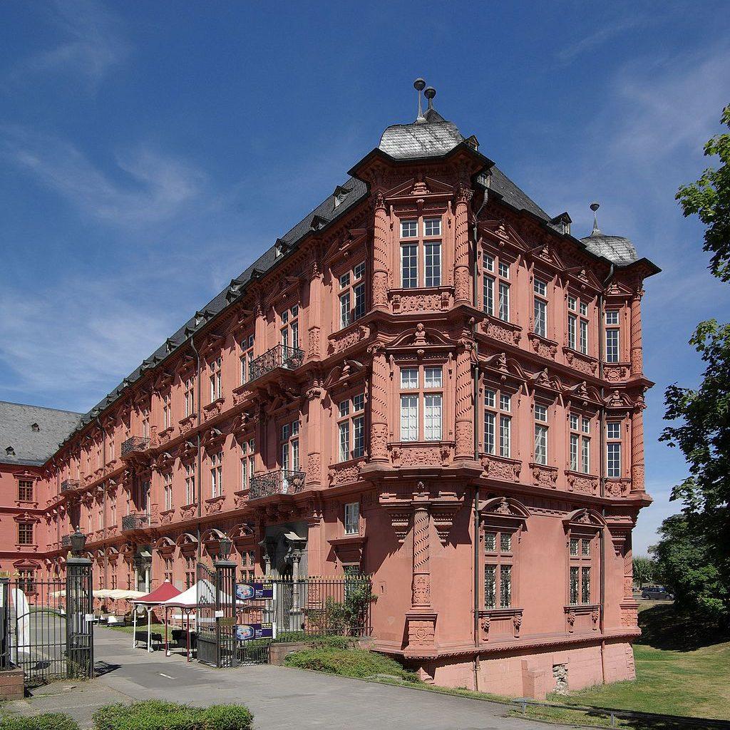 Mainz Residenzschloss edited