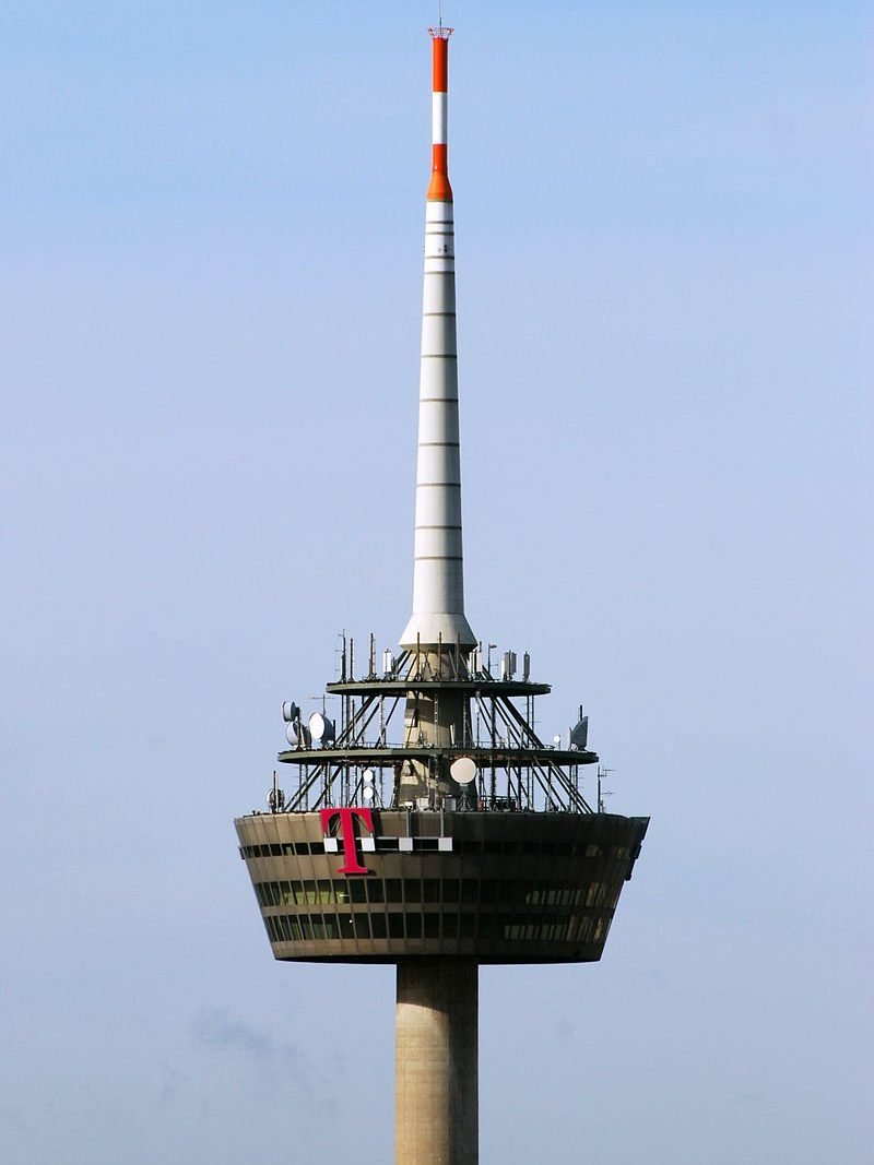 Colonius Broadcasting Tower