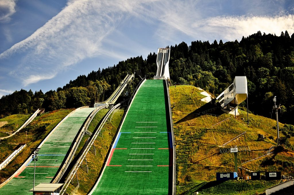 Garmisch Olympia Stadium