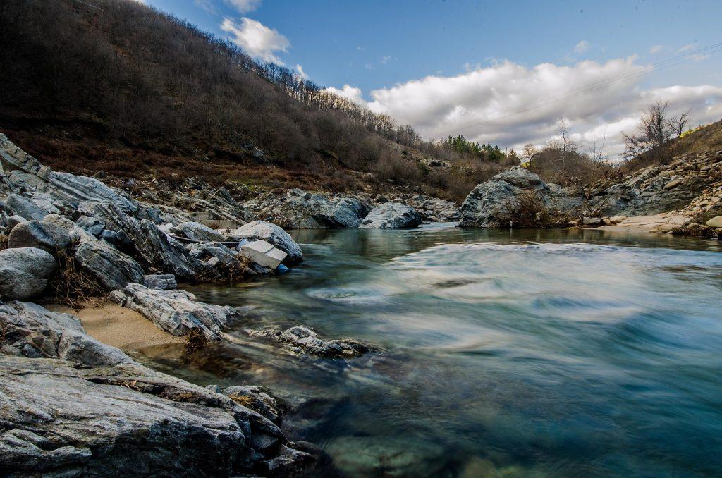 Kosynthos River, Xanthi