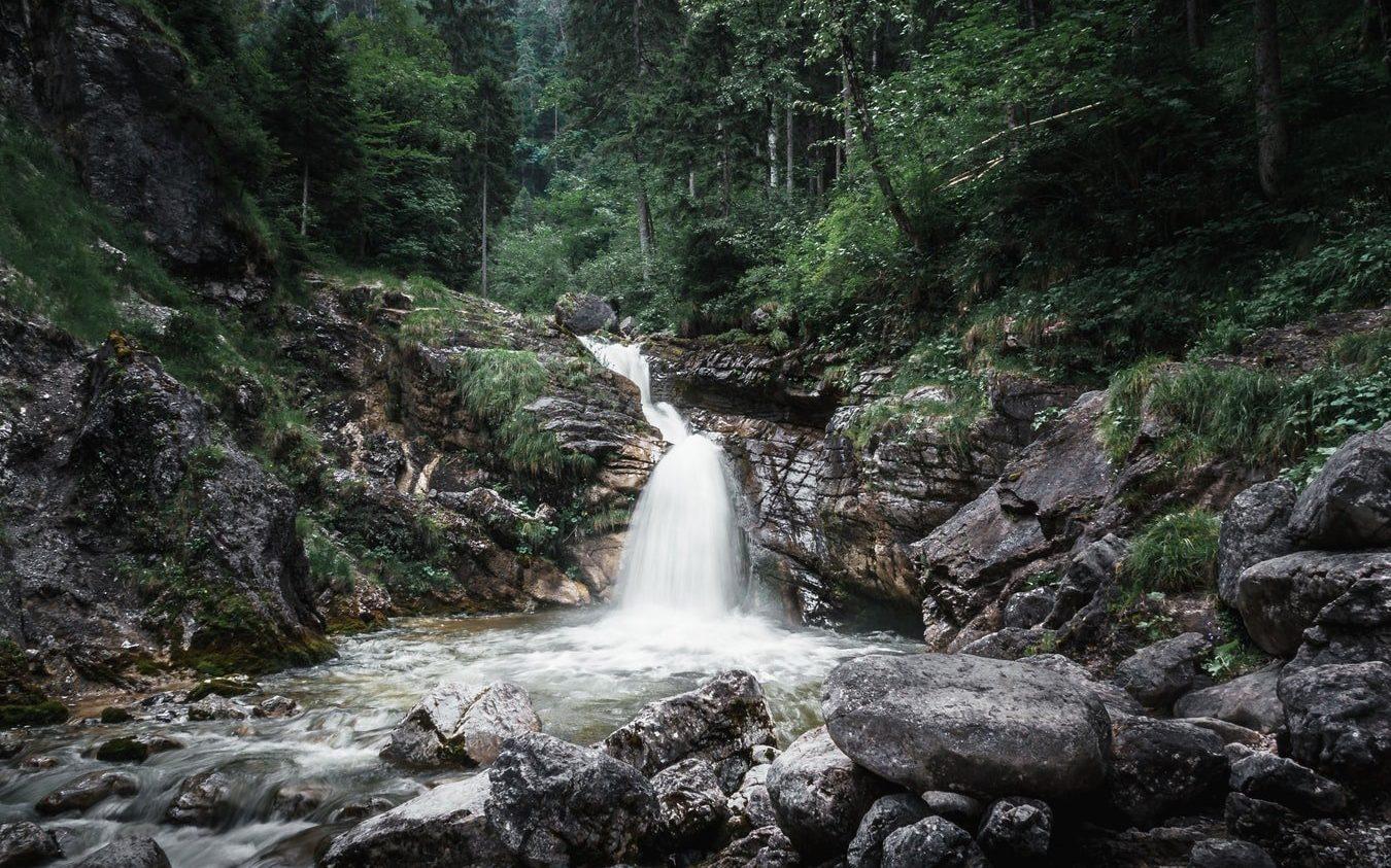 Kuhfluchtwasserfälle