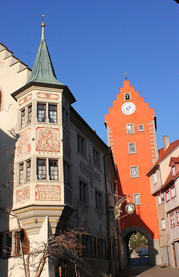 Meersburg Obertor
