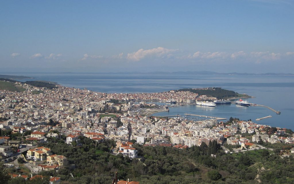 Mytilene Greece