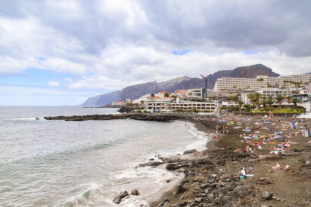 Playa de La Arena Tacoronte