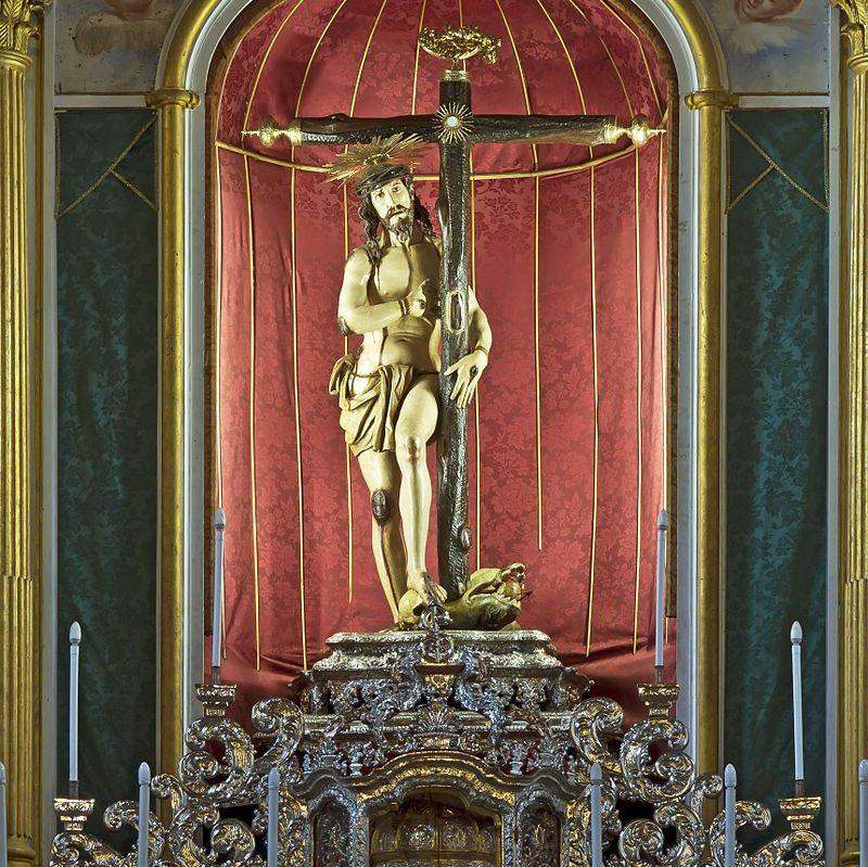 Santuario del Santísimo Cristo de los Dolores