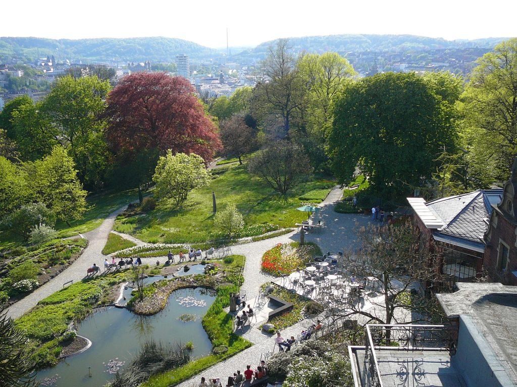 Wuppertal Botanical Garden