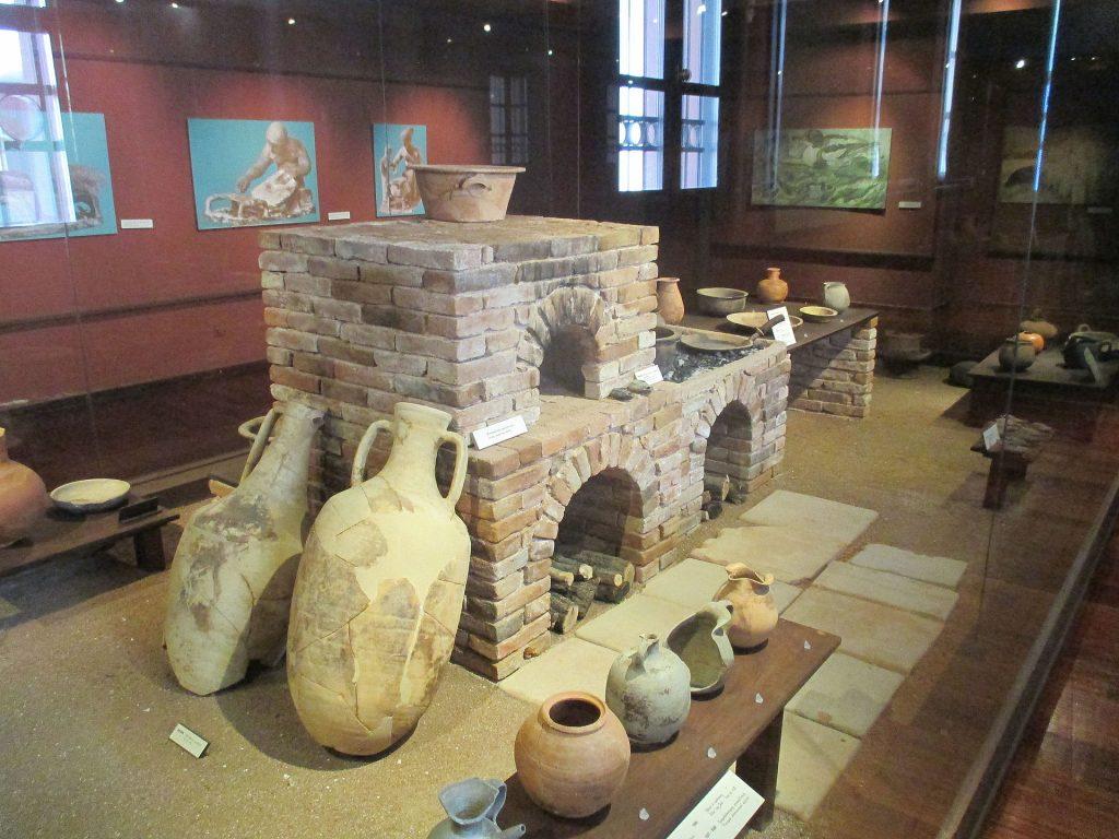 Archaeological Museum of Mytilene
