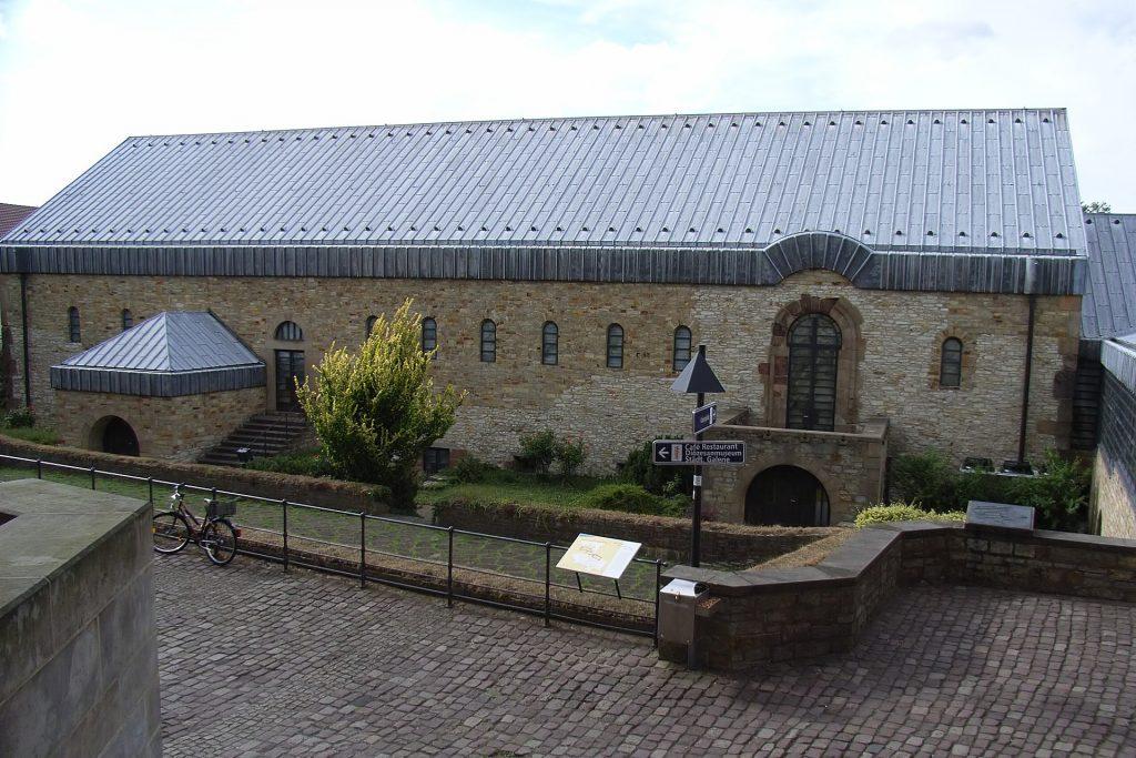 LWL-Museum in der Kaiserpfalz