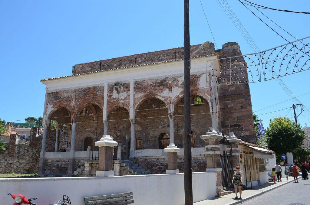 Lesvos Yeni Mosque