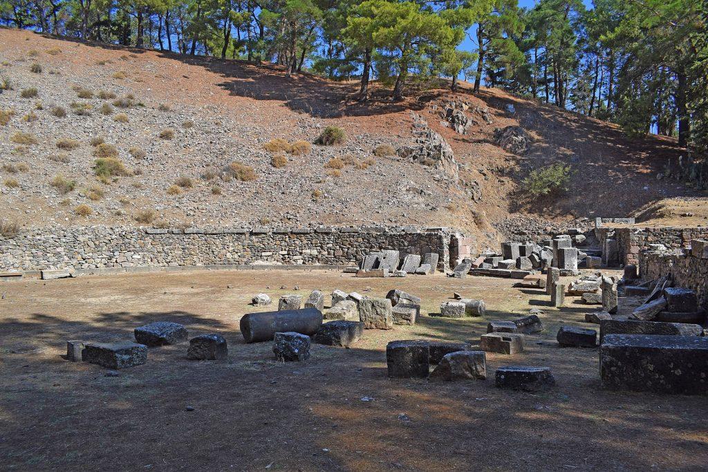 theater of Mytilene