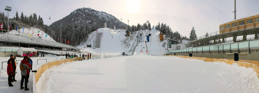 Heini-Klopfer-Ski jump