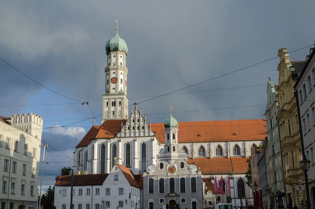 Basilica of St. Ulrich and St. Afra