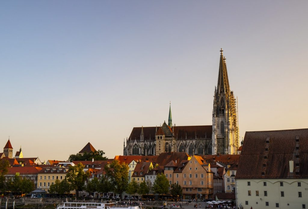 Cathedral of St Peter's Regensburg