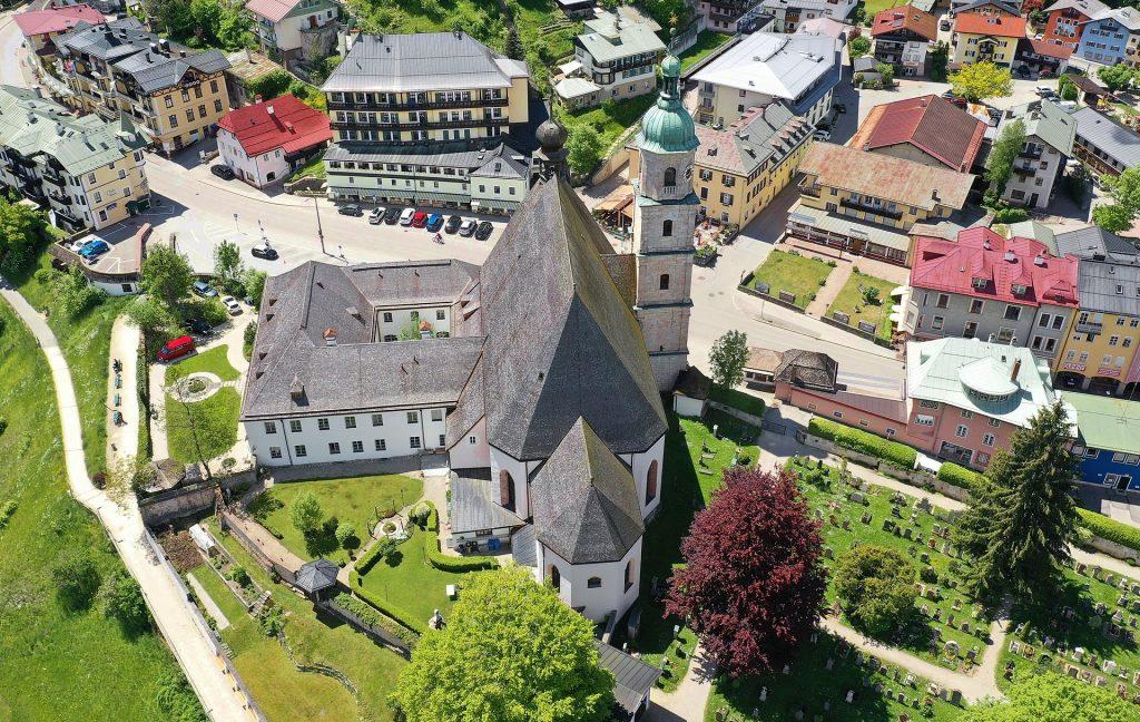 Franziskanerkloster Berchtesgaden