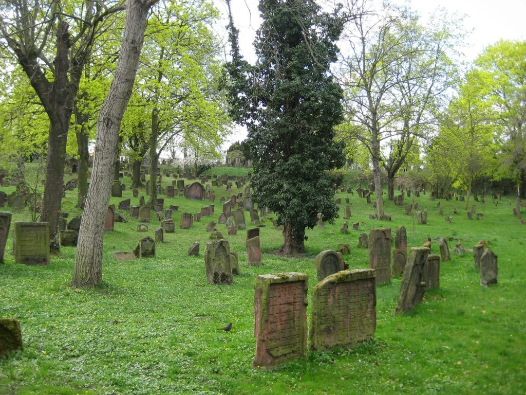 Judischer Friedhof Worms Heiliger Sand