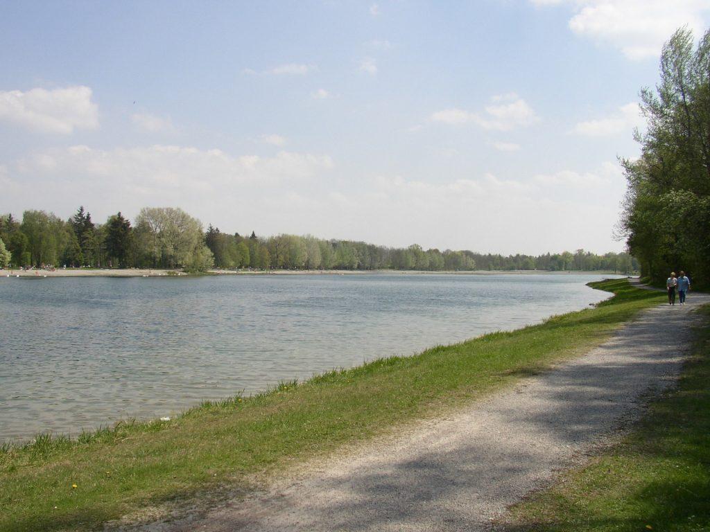 Kuhsee lake