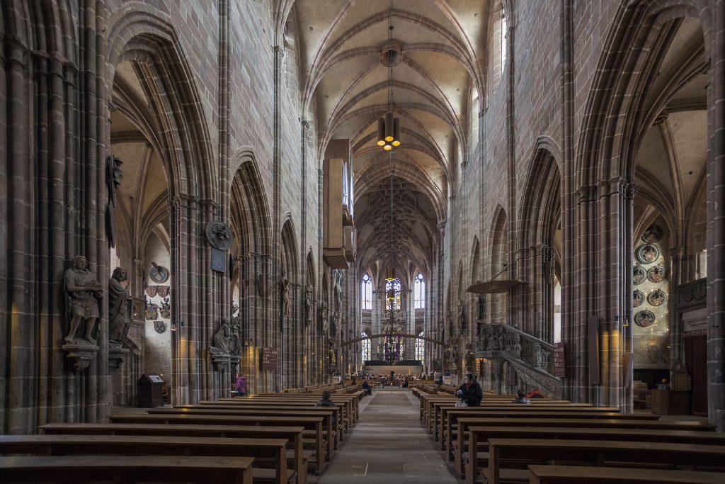 Lorenz Church Nuremberg