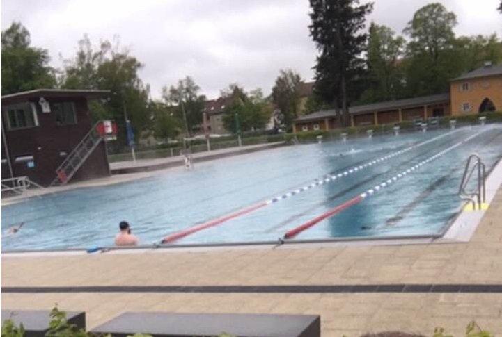 Rothelheim swimming pool