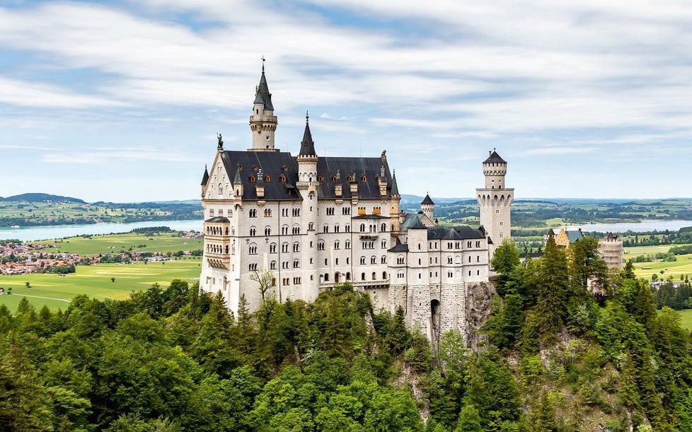 Best Castles in Germany