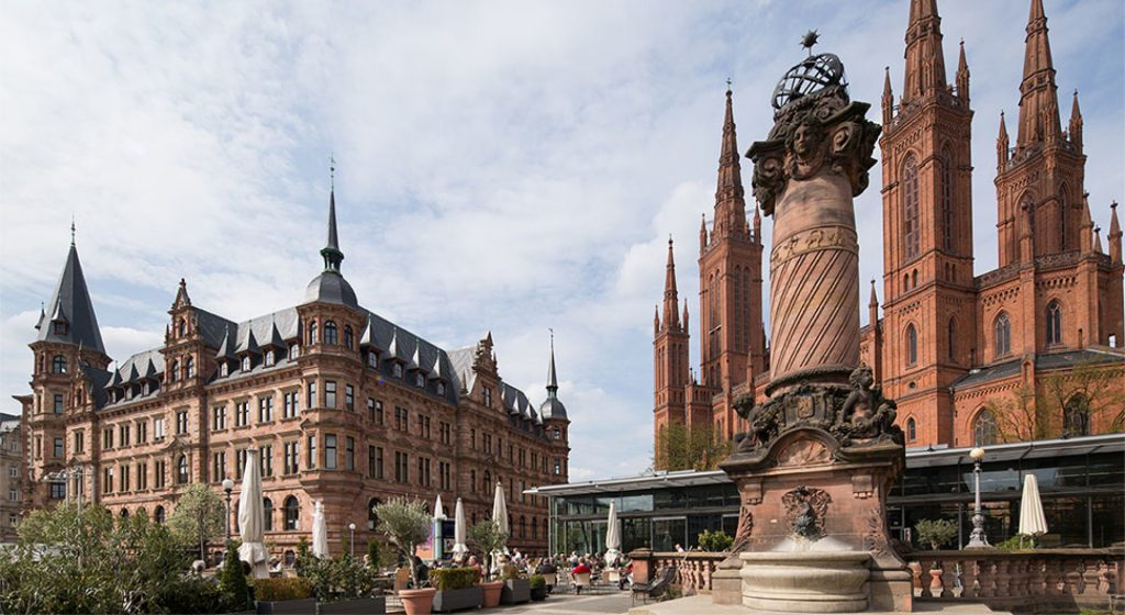 Wiesbaden Altstadt