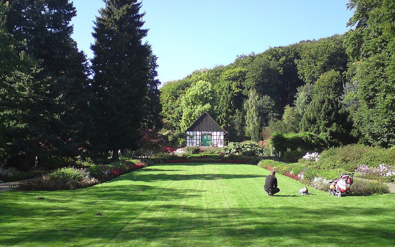 Bielefeld Botanical Garden
