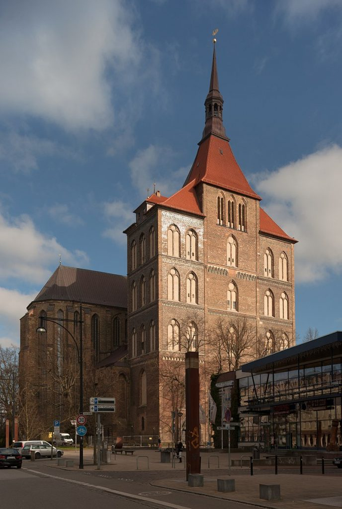 Sankt Marien Kirche Rostock