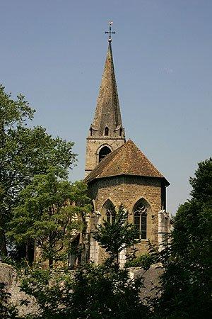 Church of Saint-Vincent